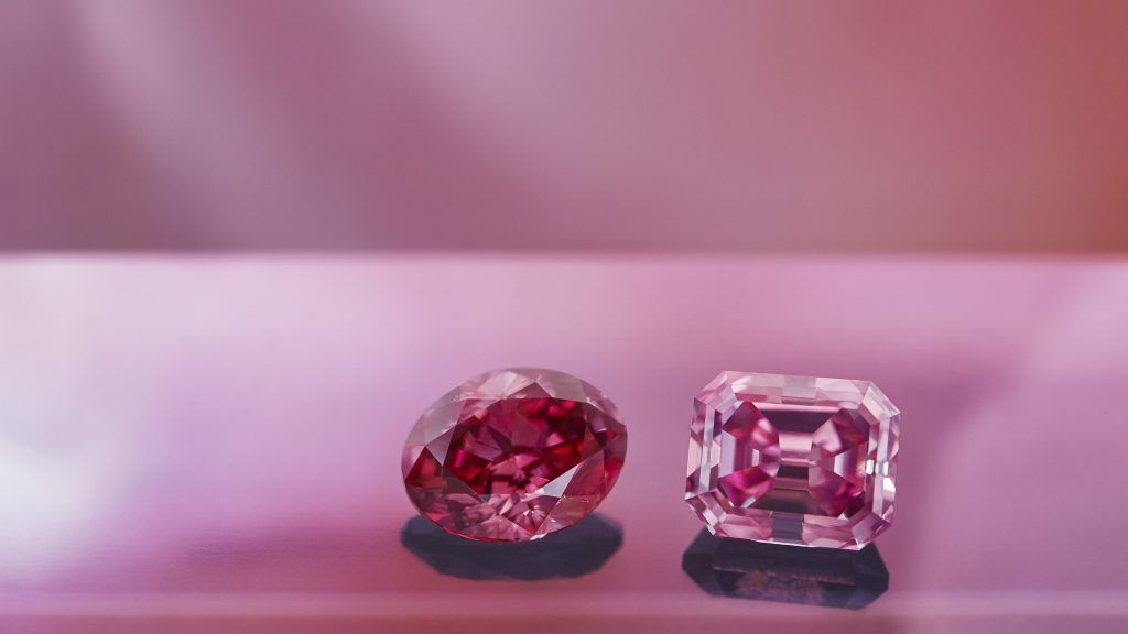 How to invest in pink diamonds?