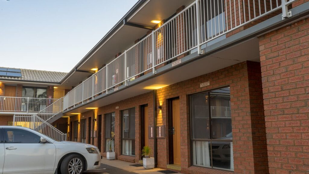 accommodation apartment in Dubbo